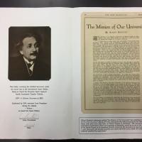 Einstein - Hebrew University Mission Statement