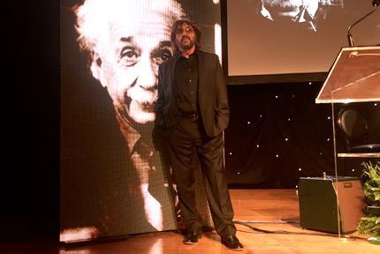 Shuki Levy Named Co-Chair of Einstein Legacy Project